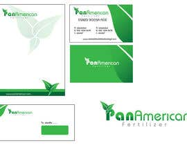 #154 untuk Logo Design for Pan American Fertilizer oleh Khanggraphic