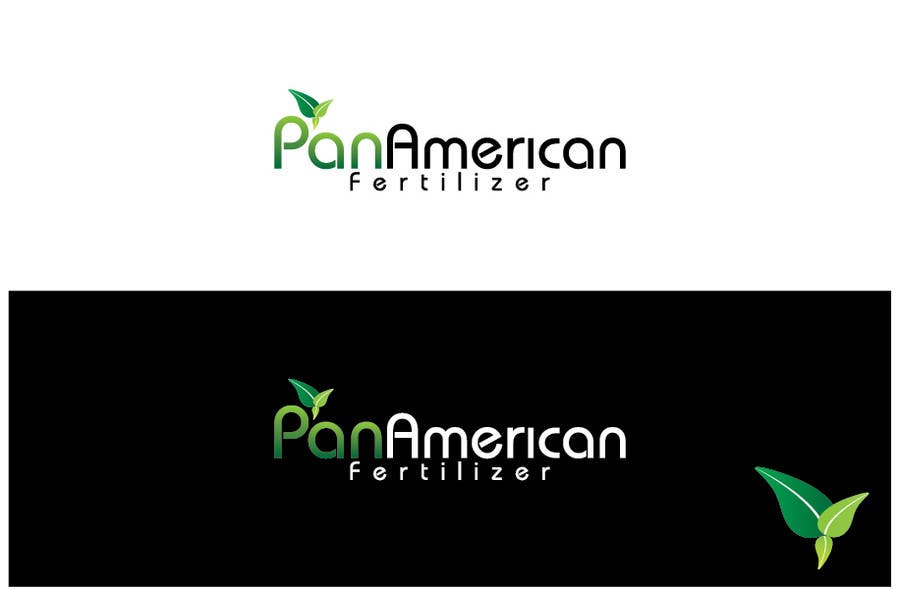 #117 for Logo Design for Pan American Fertilizer by Khanggraphic
