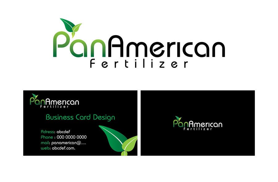 #118 for Logo Design for Pan American Fertilizer by Khanggraphic
