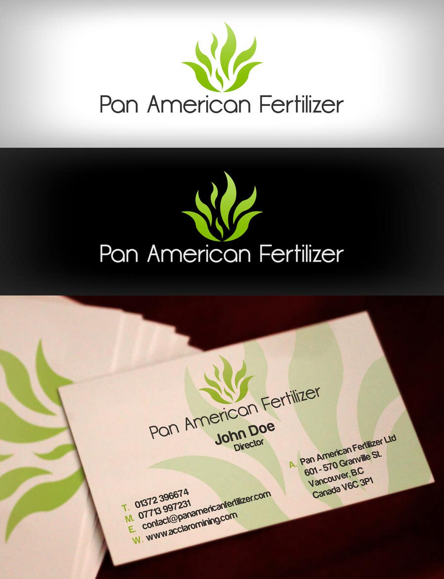 #19 for Logo Design for Pan American Fertilizer by Lozenger