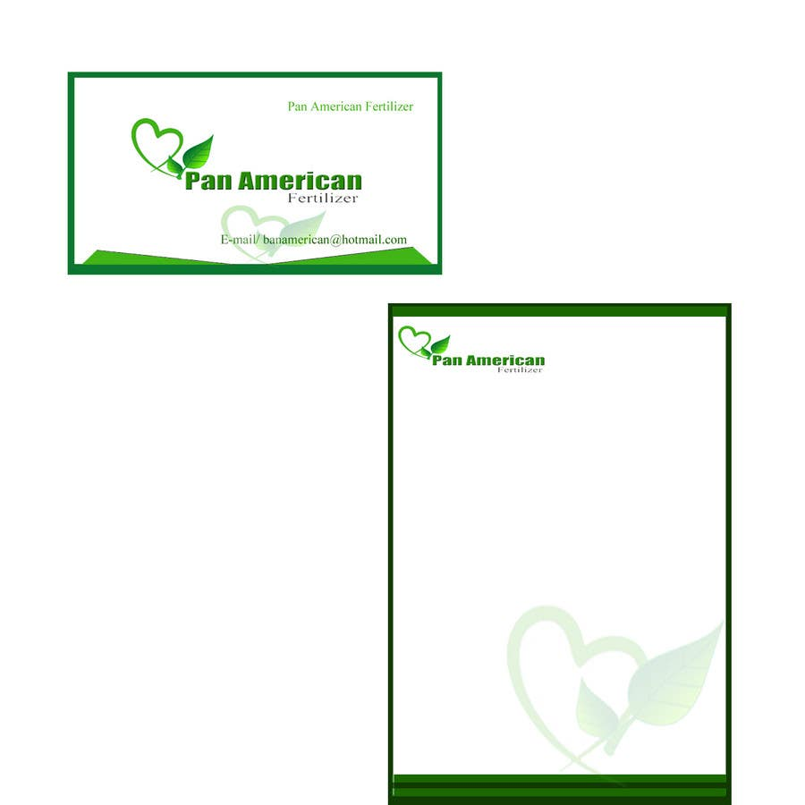 #158 for Logo Design for Pan American Fertilizer by jojohf