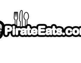"#15 for Design a Logo for ""Pirate"" themed food blog. Argggh! af andreistinga"