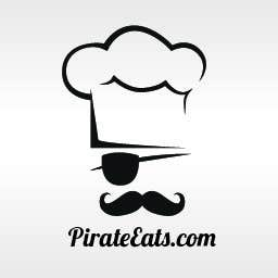 "#12 for Design a Logo for ""Pirate"" themed food blog. Argggh! by kraphic"