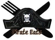 "Contest Entry #24 for Design a Logo for ""Pirate"" themed food blog. Argggh!"