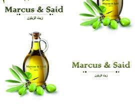 Nro 31 kilpailuun Design a Logo for an olive oil brand käyttäjältä ViktoriaRuzbaska