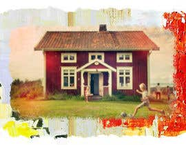 #28 for Design a picture with a typical Swedish house and surroundings by imostinnovative