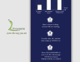 Nro 19 kilpailuun Design a Brochure -- 2 käyttäjältä ksaurav75