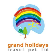 #41 for Design a Logo for travel company 'Grand Holidays Travel Pvt. Ltd.' by primavaradin07