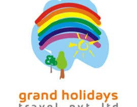 #41 para Design a Logo for travel company 'Grand Holidays Travel Pvt. Ltd.' por primavaradin07