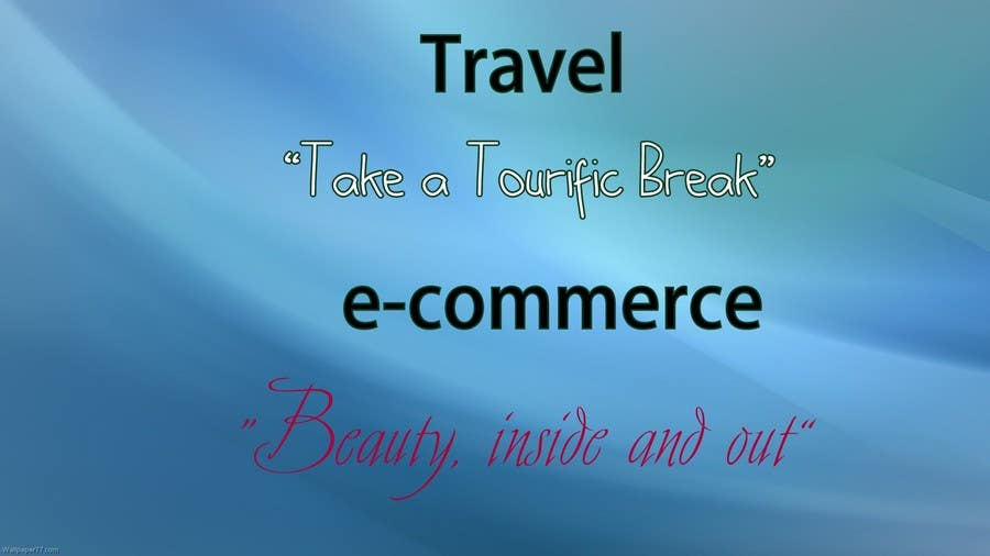e commerce and travel Small and medium tourism enterprises face many of the same challenges as do  large tourism enterprises – how to use e-commerce to their.