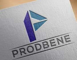 Nro 28 kilpailuun I need a logo designed for prodbene  -- 1 käyttäjältä aries000