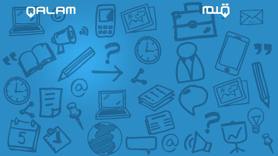Proposition n°10 du concours Design a Twitter background for