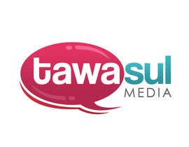 #245 for Logo Design for Tawasul Media by Grupof5