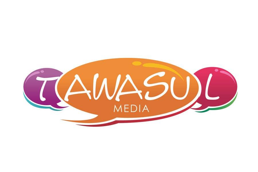 Kilpailutyö #270 kilpailussa Logo Design for Tawasul Media