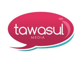 #243 for Logo Design for Tawasul Media by Grupof5