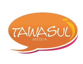 #244 for Logo Design for Tawasul Media by Grupof5