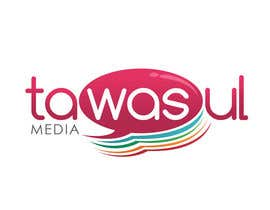 #264 for Logo Design for Tawasul Media af Grupof5