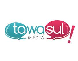 #240 for Logo Design for Tawasul Media af Grupof5
