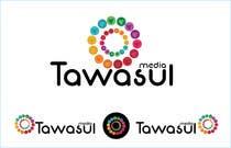 Graphic Design Kilpailutyö #155 kilpailuun Logo Design for Tawasul Media