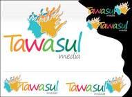 Graphic Design Kilpailutyö #71 kilpailuun Logo Design for Tawasul Media