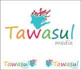Graphic Design Kilpailutyö #32 kilpailuun Logo Design for Tawasul Media
