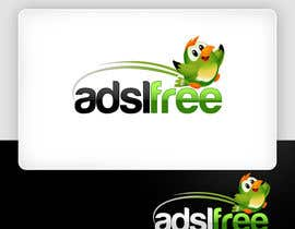 #118 for Realizzare un Logo per Adsl Free by pinky