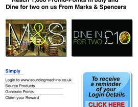 july promo points reward dine42 email flyer creation freelancer