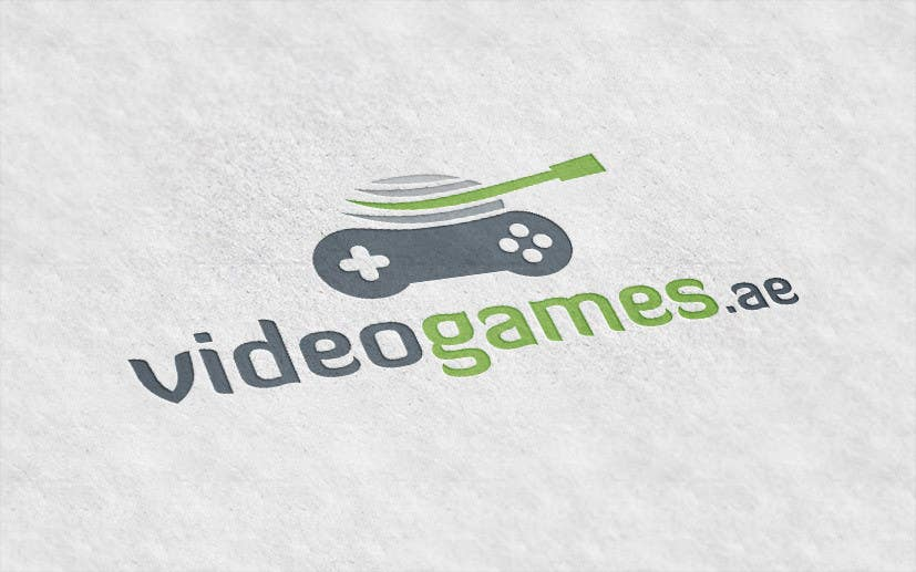 #253 for Design a Logo for videogames.ae by Creatiworker