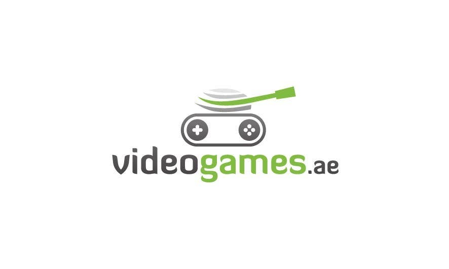 #290 for Design a Logo for videogames.ae by Creatiworker