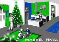 Entry # 34 for Christmas card for company Nycon Energy AG by