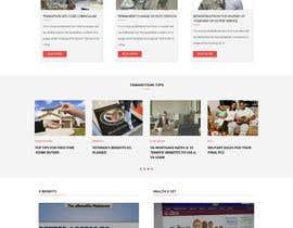 Nro 2 kilpailuun Design a Website Page (wordpress) käyttäjältä webidea12