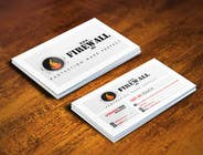 Contest Entry #24 for Design some Business Cards for firewall