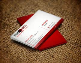 nº 33 pour Design some Business Cards for firewall par RERTHUSI