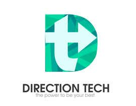 DJMK tarafından Design a Logo for Direction Technology için no 253