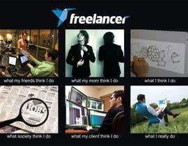 #108 para Graphic Design for What a Freelancer does! por rainy14dec