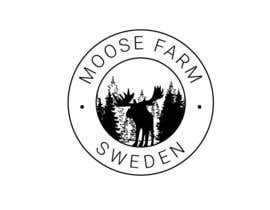 winkeltriple tarafından Design a Logo for a Moose Farm için no 37