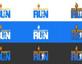 nº 21 pour Design a Logo for Solidarity Run par tobyquijano