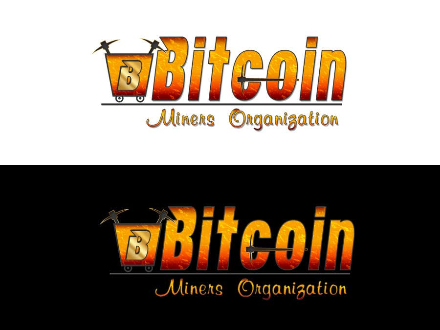 #28 for Logo and banner for Bitcoin Miners Organization by atomixvw