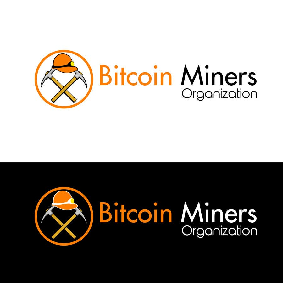 #12 for Logo and banner for Bitcoin Miners Organization by fireacefist