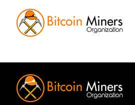 #12 for Logo and banner for Bitcoin Miners Organization af fireacefist