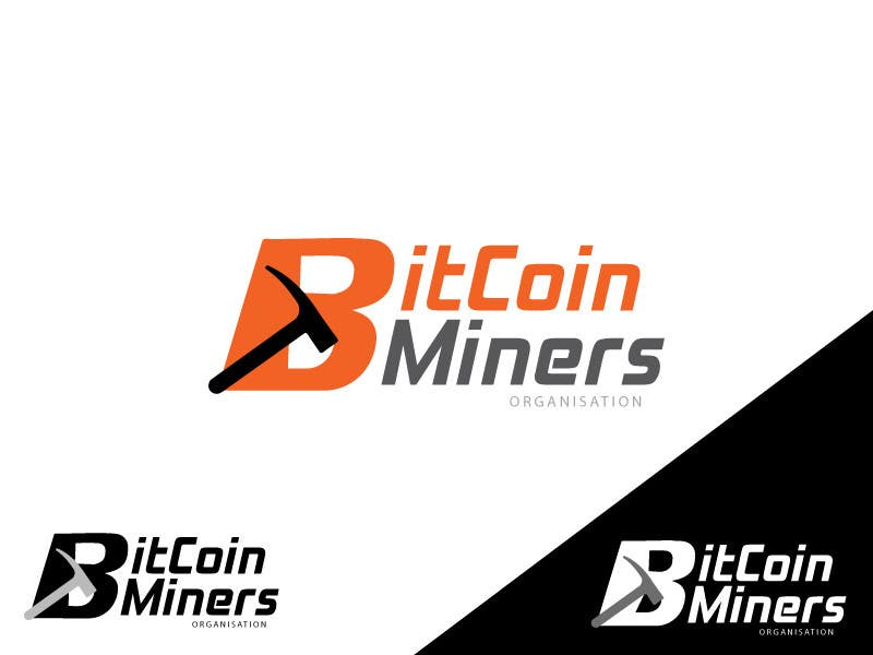 #15 for Logo and banner for Bitcoin Miners Organization by manishb1
