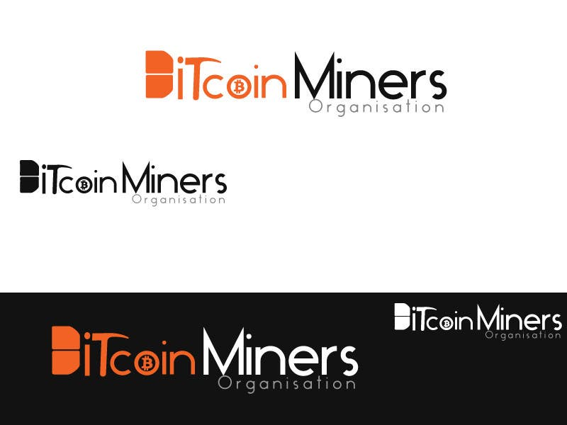 #27 for Logo and banner for Bitcoin Miners Organization by manishb1