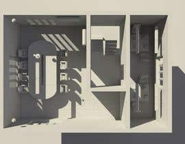 nº 8 pour 3D Modelling for an office simulation par tsquaredesigns1