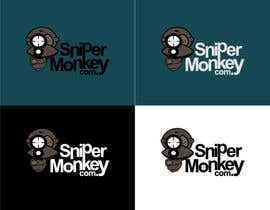 #53 for Design a Logo for SniperMonkey.com  . NEED URGENTLY by KonstantinaD