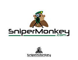 #36 for Design a Logo for SniperMonkey.com  . NEED URGENTLY af vladimirsozolins