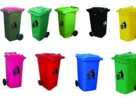 masudparvaj2016 tarafından Design a Wheelie Bin in any colour with different views için no 29