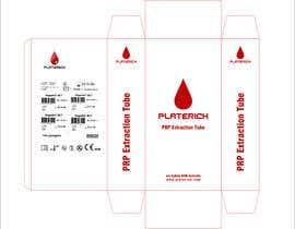 #10 for Create Print and Packaging Designs for box packaging for Platerich af pixelrover