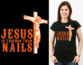 #18 untuk Design a T-Shirt for tougher than nails oleh venug381