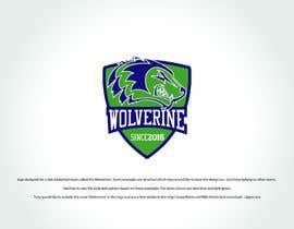 Nro 44 kilpailuun Design a logo for the Wolverines childrens basketball team käyttäjältä ir512