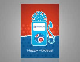 nº 3 pour Design A Template for Company Holiday Card par Spector01